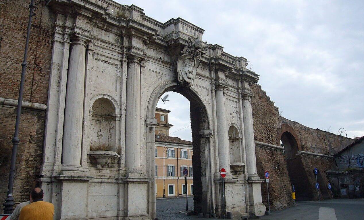 Porta Portese - Marknaden i Trastevere