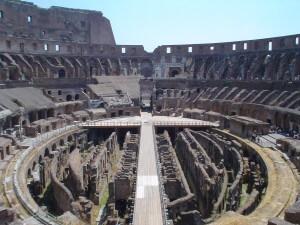 Colosseum insida