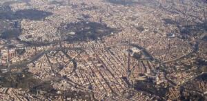 Flyg till Rom