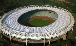 Stadio Olimpico - hem till AS Roma och SS Lazio