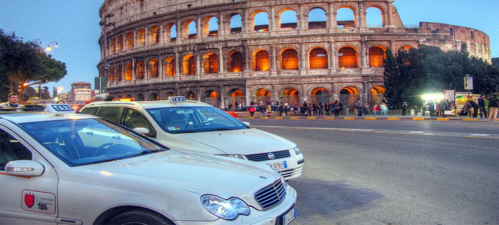 Ta dig fram i Rom