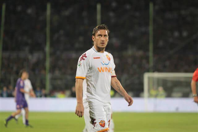 Francesco Totti, prinsen av Rom