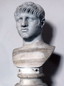 Byst av Nero