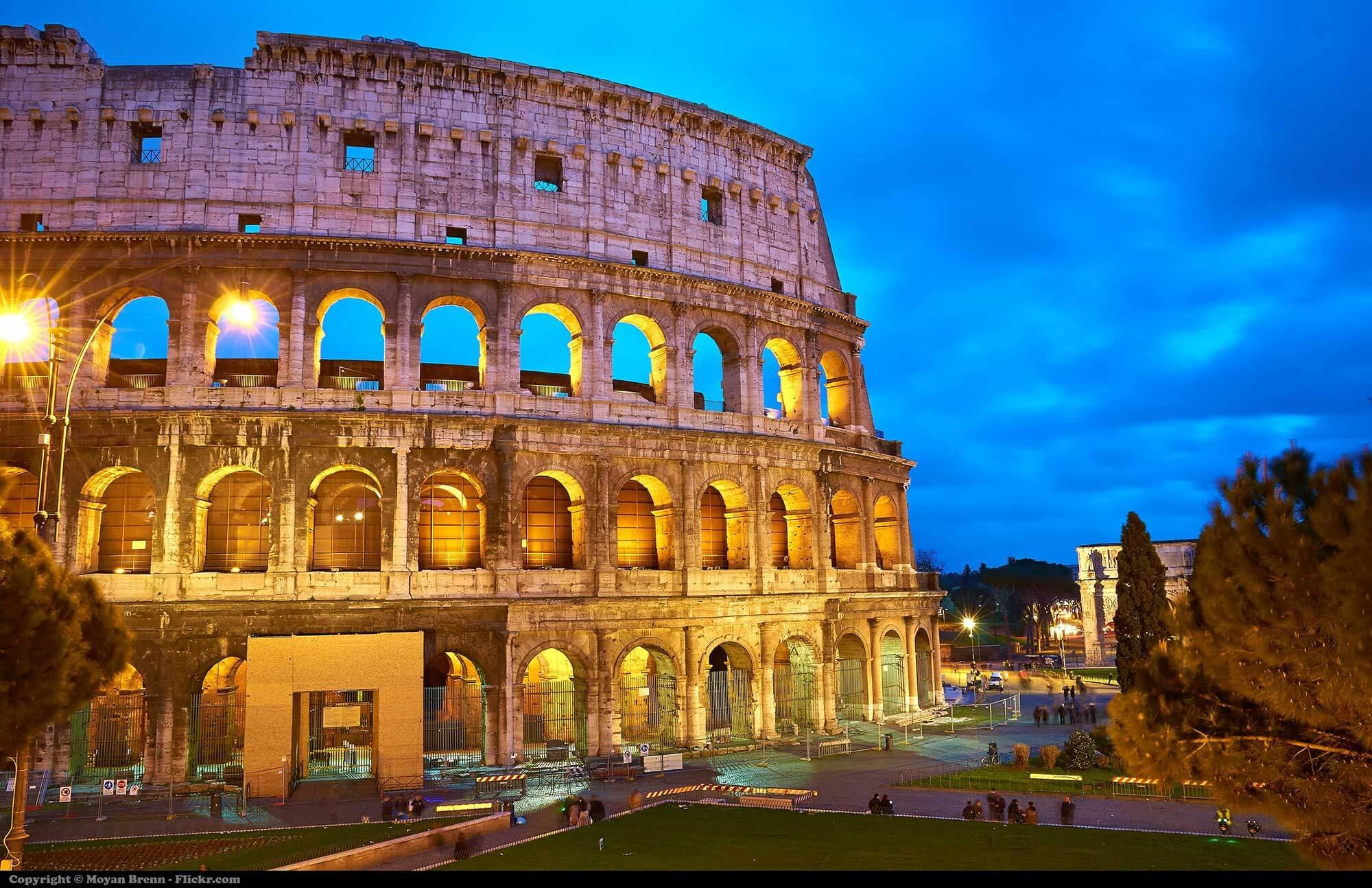 vägar till rom
