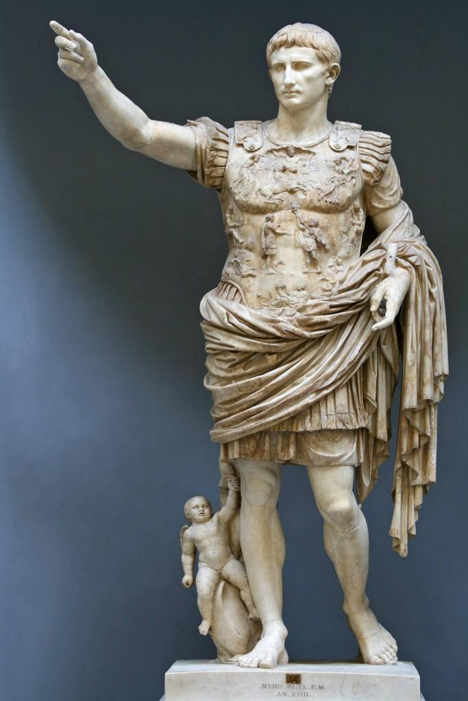 Kejsar Augustus