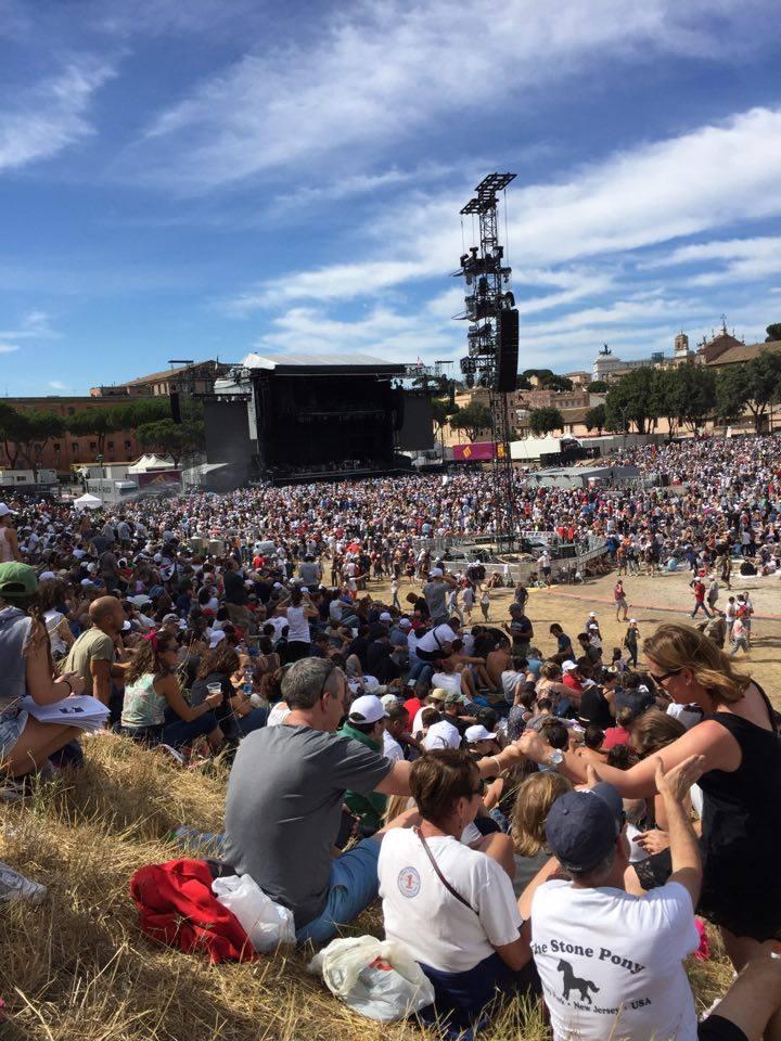 Bruce Springsteen Circus Maximus