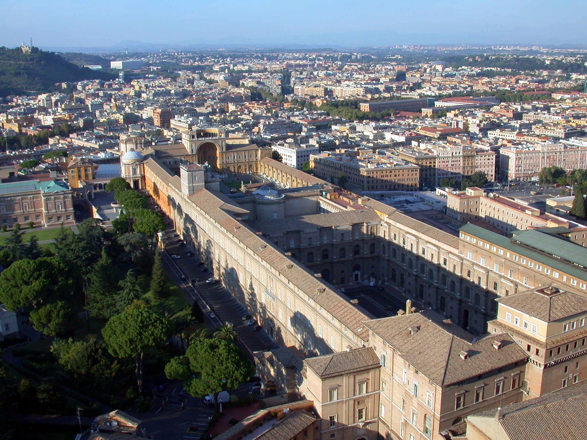 Vatikanpalatset