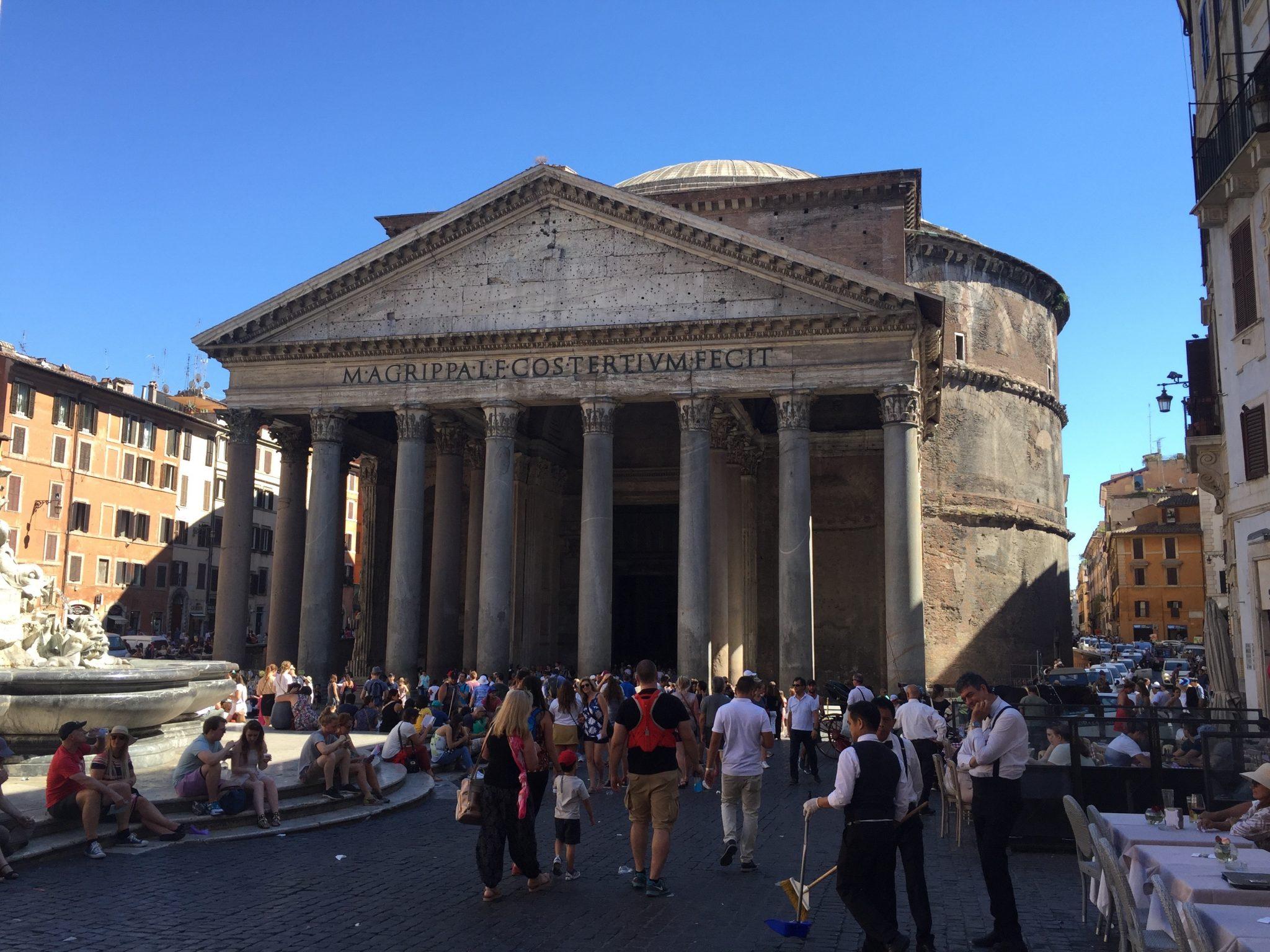 Fakta om Pantheon