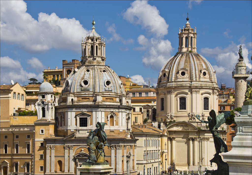 Att göra i Rom med barn