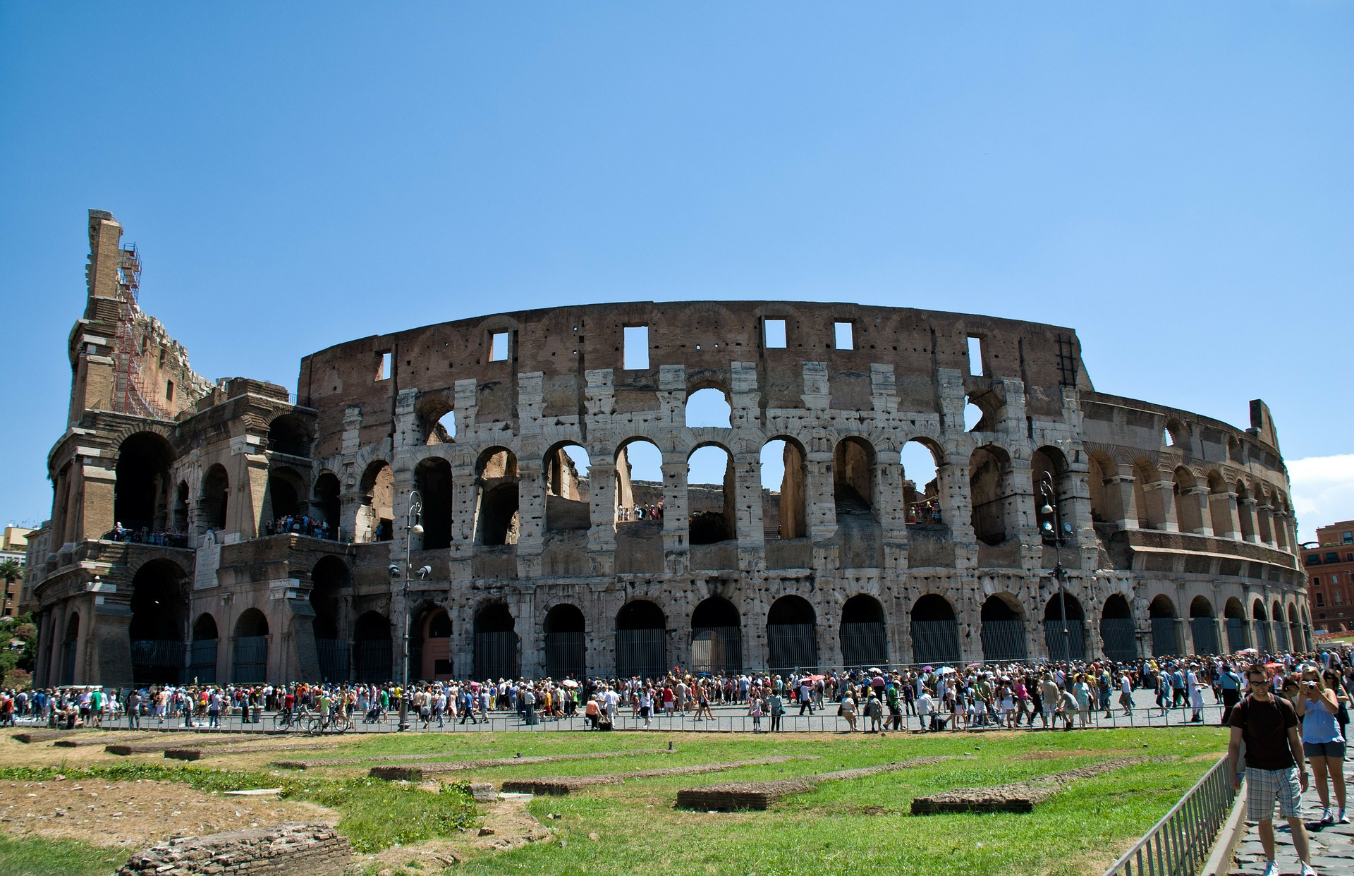 10 saker du inte visste om Colosseum