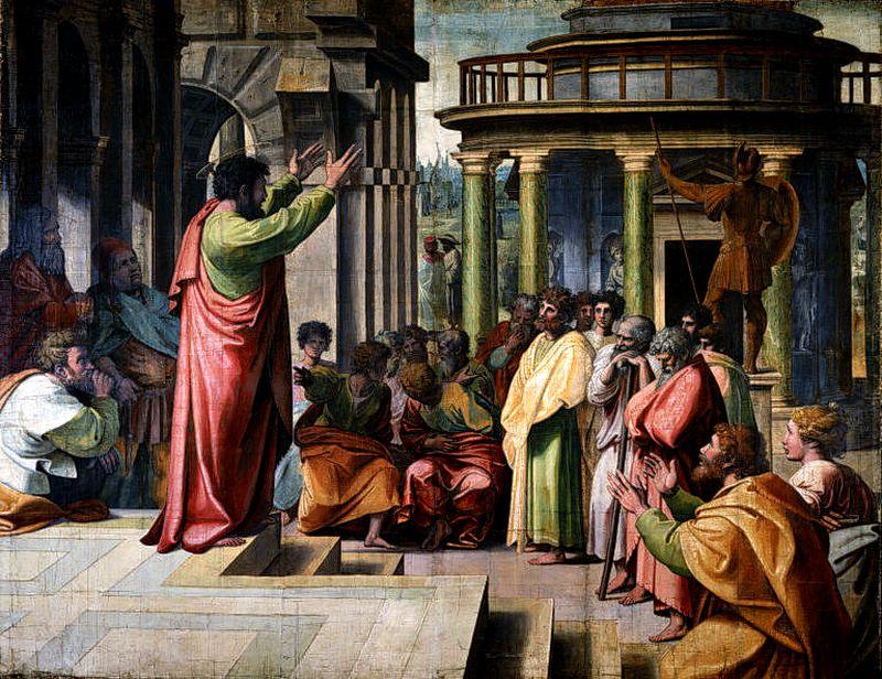 18_raphael_st_paul_preaching_in_athens_1515kartong