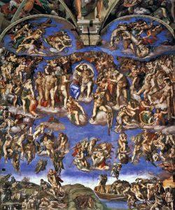 Michelangelo Yttersta Domen