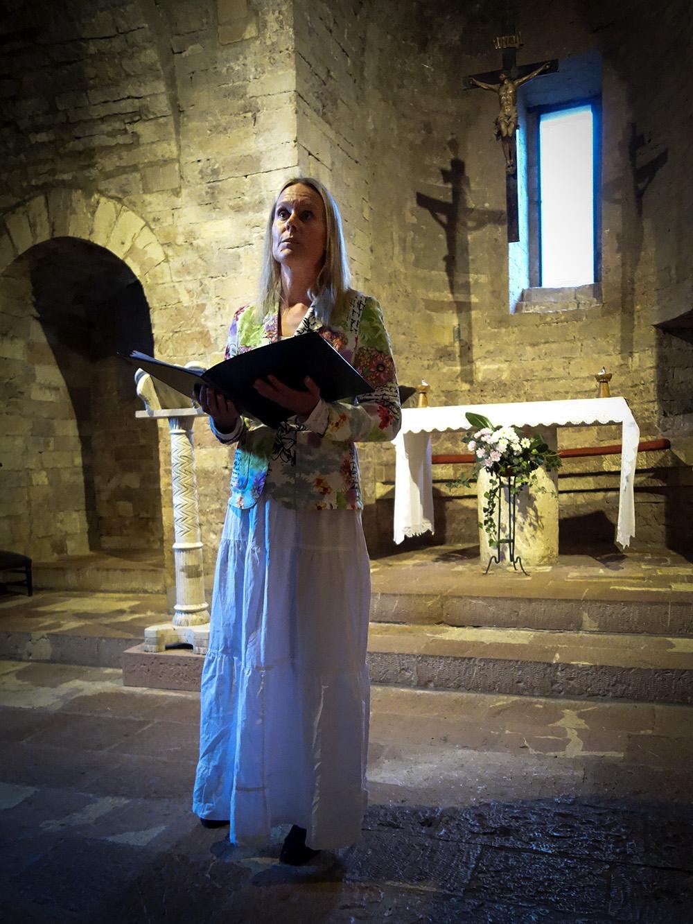 Maria i kyrkan