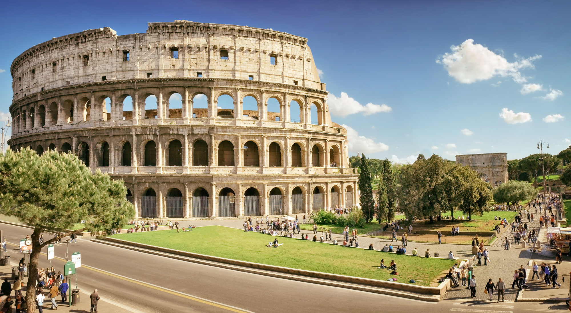 Böcker om Rom