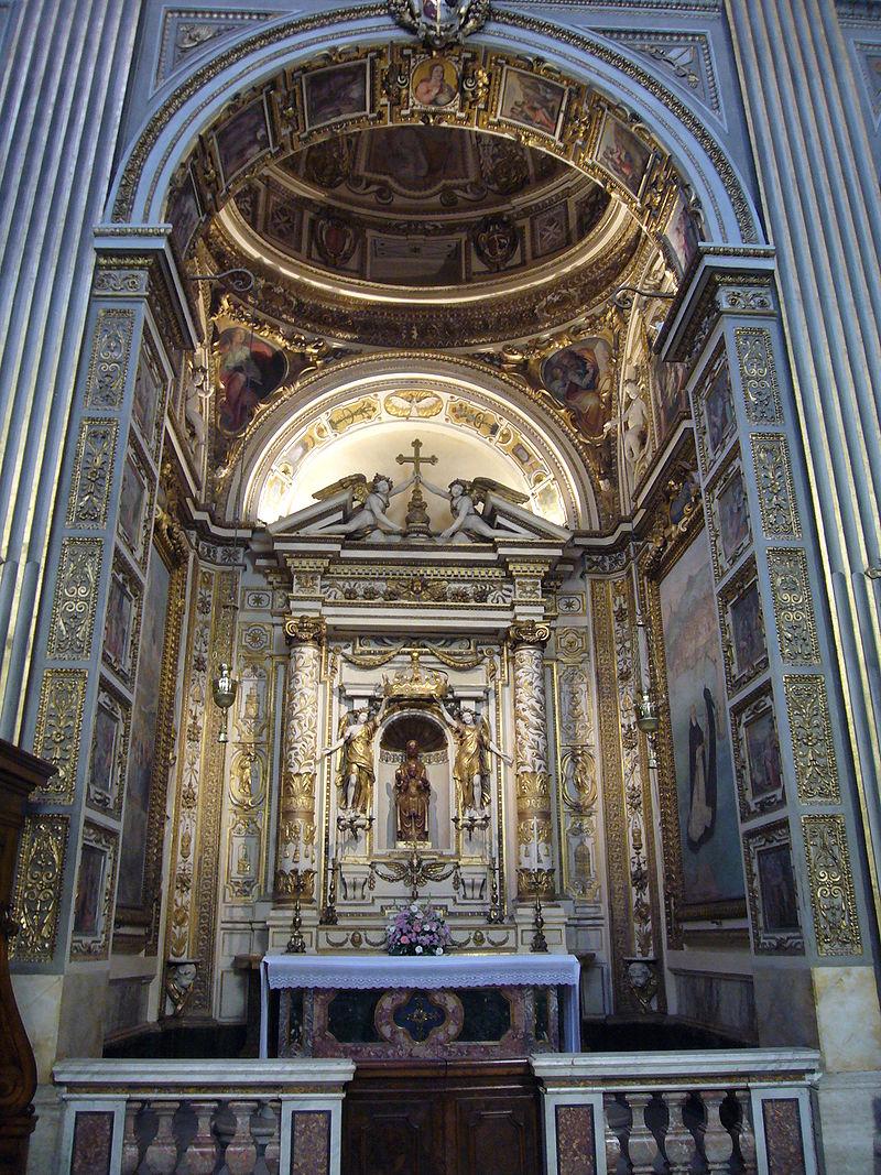 17 Cappella della Madonna di Monserrato