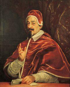 Påven Alexander VII (1655-1667)