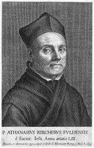 Athanasius Kircher (1602-1608)